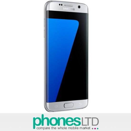 samsung galaxy s7 edge silver sim free deals   phones ltd