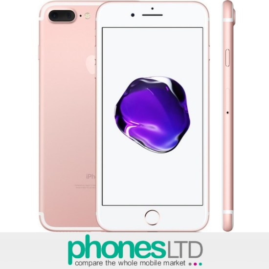 Iphone  Plus Rose Gold Vodafone