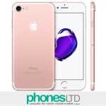 Apple iPhone 7 Rose Gold 256GB deals