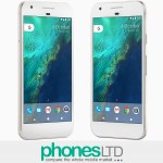 Pixel XL Phone by Google Very Silver 32GB deals
