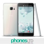 HTC U Ultra Ice White O2, Vodafone and EE Contracts