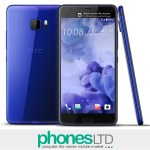 HTC U Ultra Sapphire Blue O2, EE and Vodafone Contracts