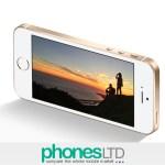 Apple iPhone SE 32GB Gold Upgrade Deals