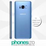 Samsung Galaxy S8+ Coral Blue Deals cheapest contract deals