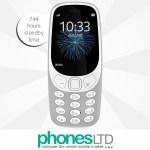 Nokia 3310 (2017) Grey Deals