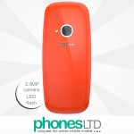 Nokia 3310 2017 Glossy Warm Red Upgrade Deals