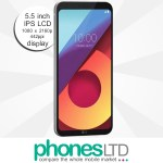 LG Q6 32GB Ice Platinum deals