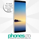 Samsung Galaxy Note 8 64GB Maple Gold deals