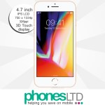 iPhone 8 256GB Gold deals