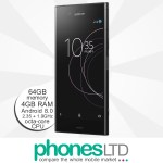 Sony Xperia XZ1 Black upgrade deals