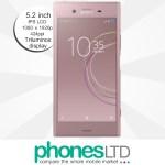 Sony Xperia XZ1 Venus Pink deals