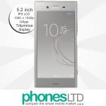 Sony Xperia XZ1 Warm Silver deals