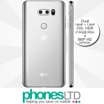 LG V30 Cloud Silver contract deals
