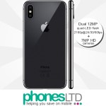 Apple iPhone X 256GB Space Grey contract deals