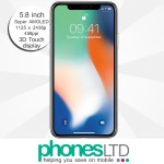 iPhone X 64GB Silver deals