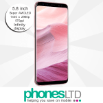 Samsung Galaxy S8 64GB Rose Pink Gold deals