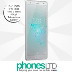 Sony Xperia XZ2 Liquid Silver deals
