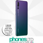 Huawei P20 Pro Twilight (green/blue) upgrades