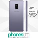 Samsung Galaxy A8 Grey