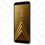 Samsung Galaxy A6 2018 Gold upgrade deals
