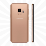 Samsung Galaxy S9 Sunrise Gold contract deals