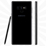 Samsung Galaxy Note9 128GB Midnight Black contract deals