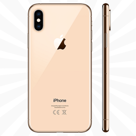 1f3dcc20c Compare the Cheapest iPhone XS 256GB Gold Deals - Phones LTD