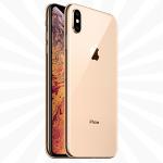 iPhone XS Max 64GB Gold deals