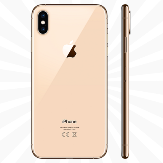 8396ab8d206 Cheapest Apple iPhone XS Max 64GB Gold Voda 500 + Unlimited + 500MB ...