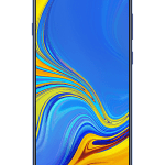 Samsung Galaxy A9 128GB in Lemonade Blue