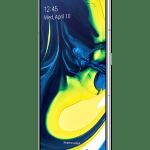 Samsung Galaxy A80 128GB Ghost White Silver