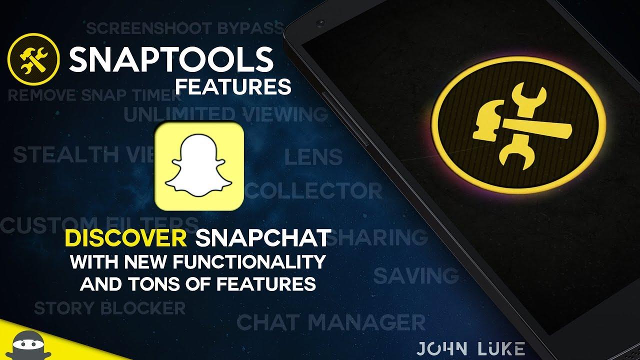 Hacking Snapchat Account via Snaptool