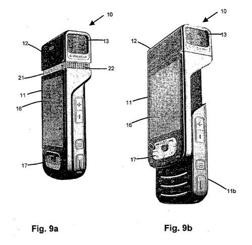 Nokia patent most unique swivelling camera phone: 6