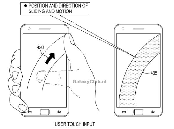Galaxy S5 may be easier to use one handed