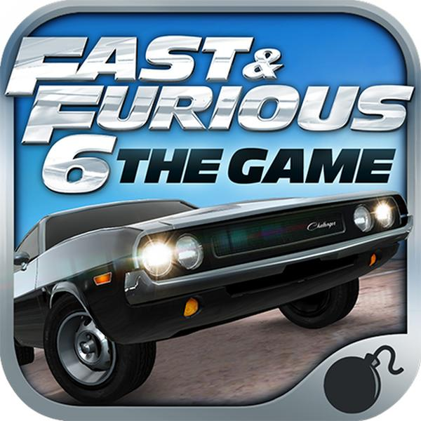 The official 'Fast and the Furious' game