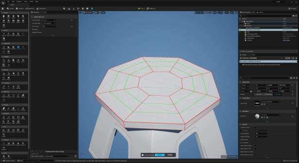 UE5 Modeling Mode TECH BLOG LoopInsert