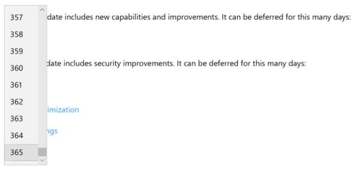 best way to manage windows 10 updates