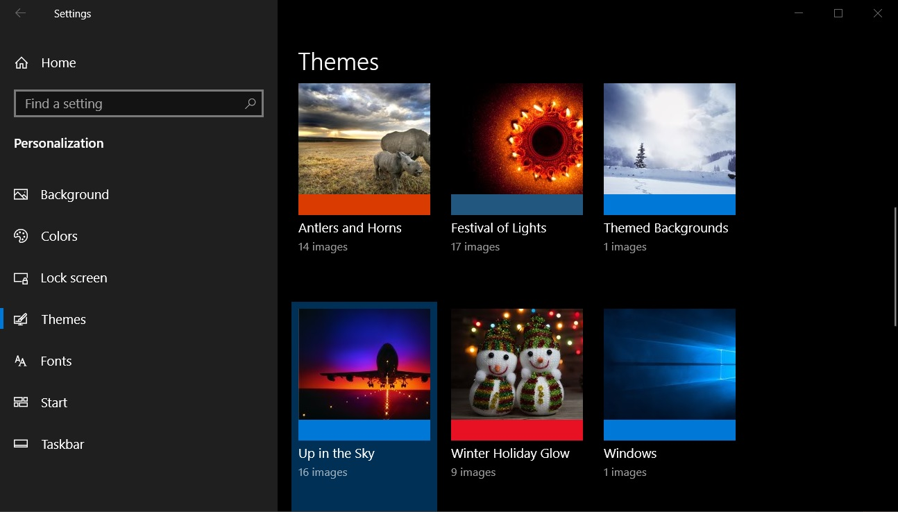 Another Free Wallpaper Pack For Windows 10 Released By