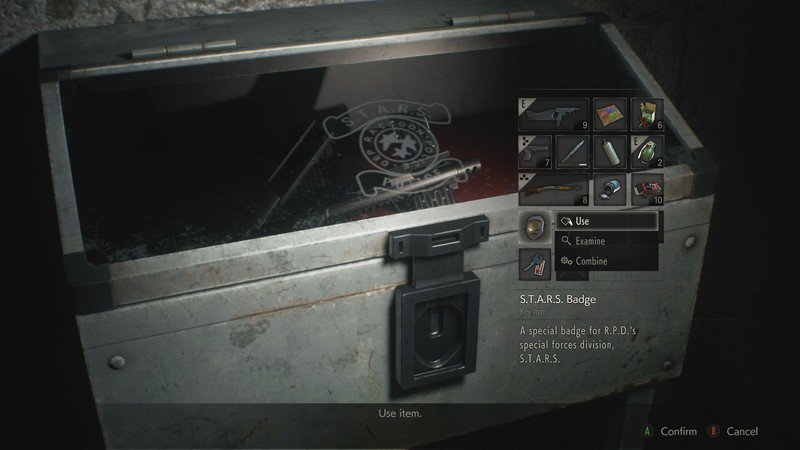 Resident Evil 2 Locker Combination Resident Evil 2 Safe And