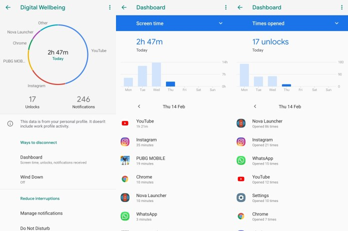 How to get Digital Wellbeing on Android Pie One UI update on