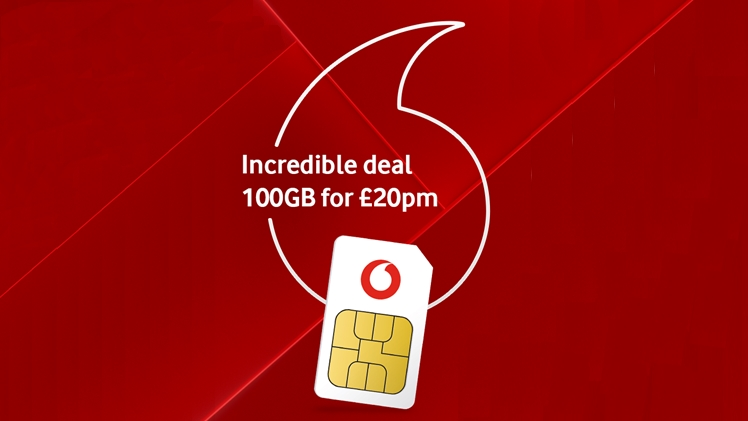 Vodafone just took the title of best value SIM only deal in