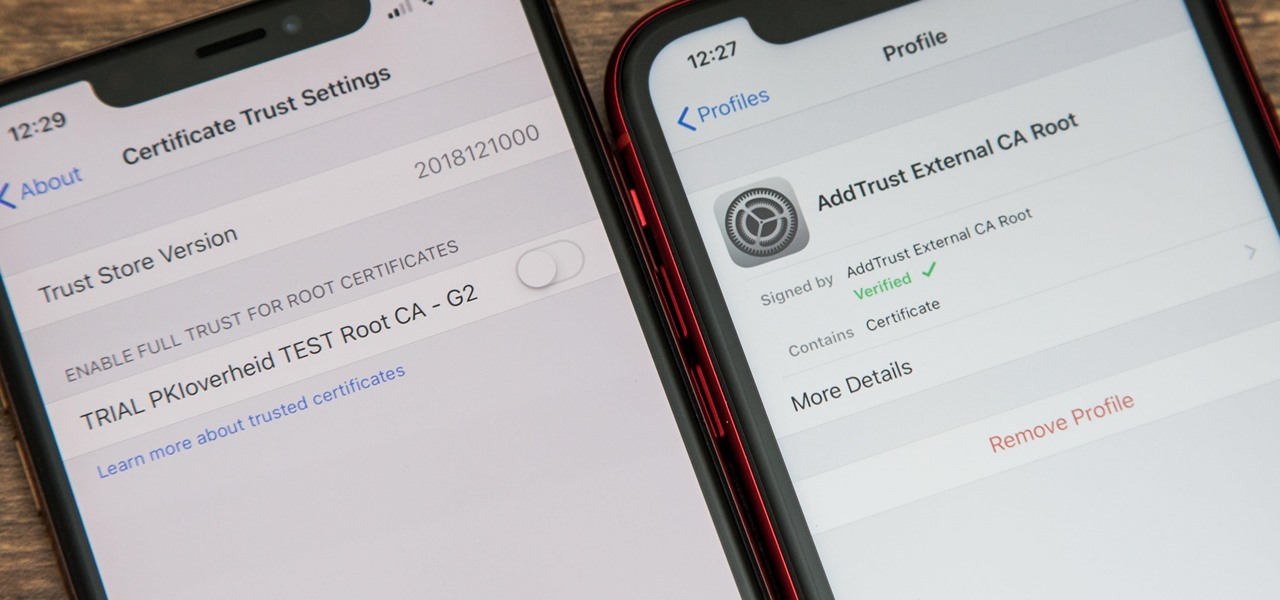 How to Remove Unnecessary Profiles & Certificates on Your iPhone to
