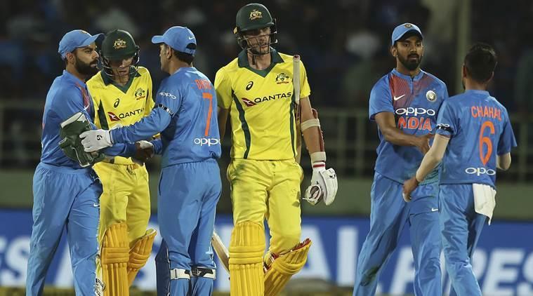 India Vs Australia Odi Live Cricket Score Online At Hotstar