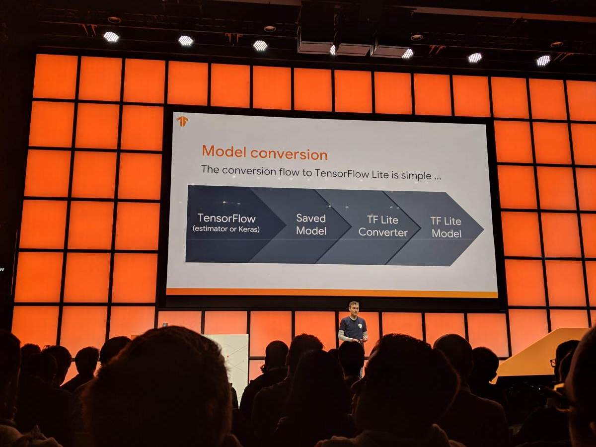 Google launches TensorFlow Lite 1 0 for mobile and embeddable
