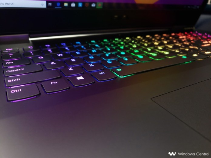 Lenovo Legion Y740 17 review: Ridiculous power in a laptop