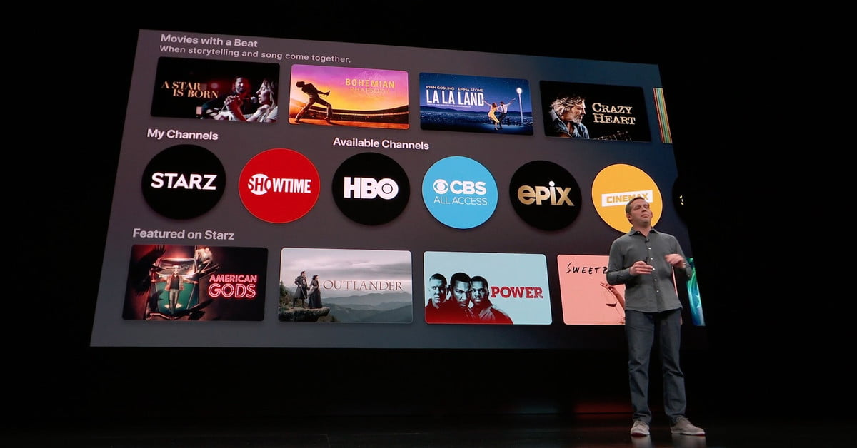 Apple's TV App: What's New in tvOS 12 3, What's Coming in