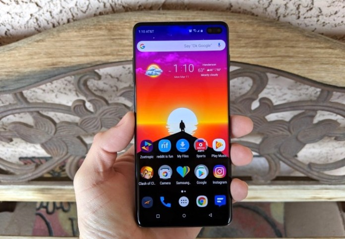 How to Enable Full Screen Apps on Galaxy S10 - Phoneweek