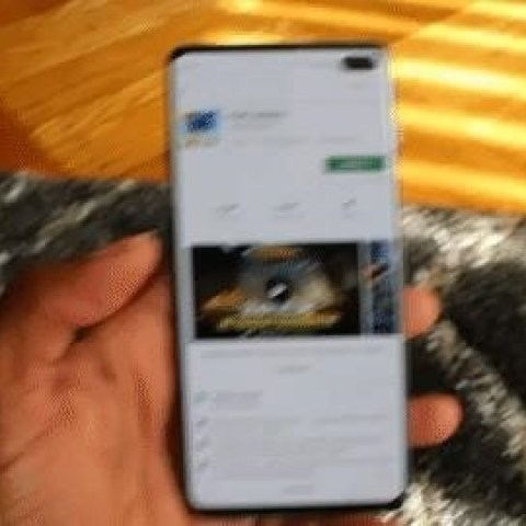 Auto-Hide the Navigation Bar on Your Galaxy S10 — No Root Needed