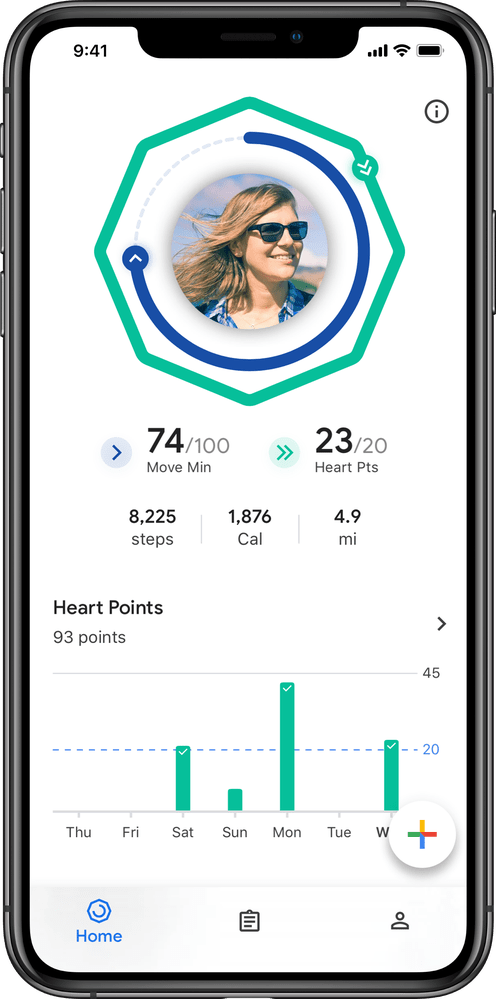 Google Fit iOS available