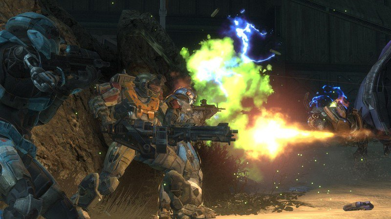 Halo Reach And Halo The Master Chief Collection Pc Public